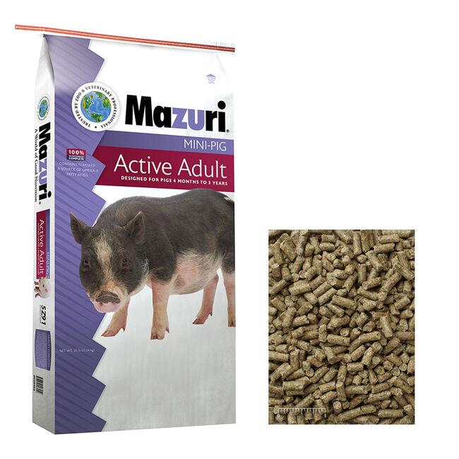 Mazuri Mini Pig Active Adult image number null