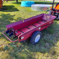 Used Mill Creek 35 Ground Drive Manure Spreader