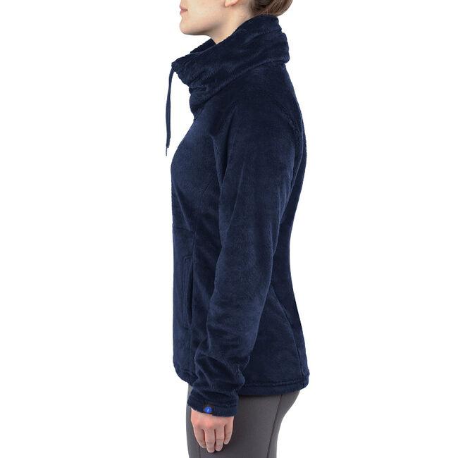 Irideon Luxen Fleece Pullover - Stellar Blue image number null