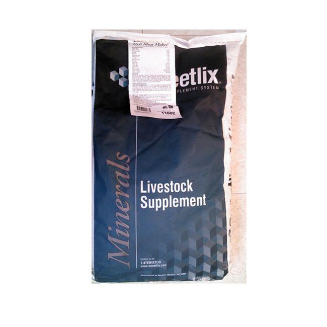 Sweetlix Meat Maker Goat Mineral - 25 lb image number null
