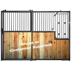 Behlen 10' Front Horse Stall Panel With Door