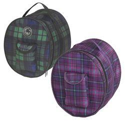 Centaur Classic Plaid Helmet Bag