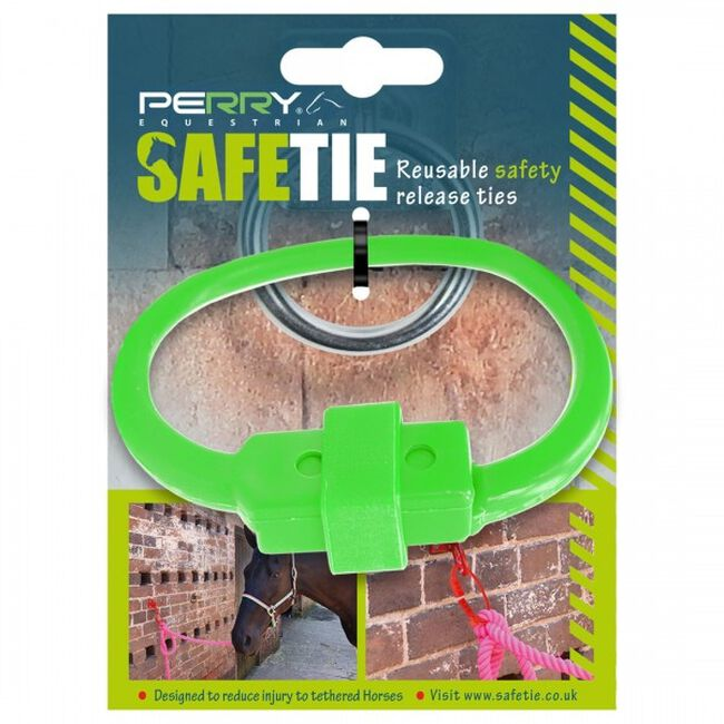 Perry Equestrian SafeTies - Green image number null