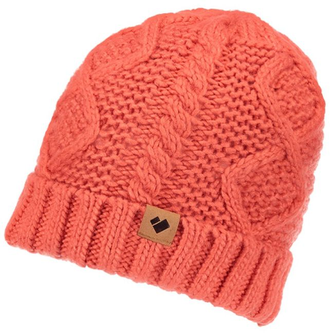 Obermeyer Ladies Phoenix Cable Knit Hat - Spritz image number null
