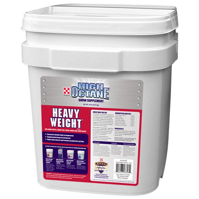 Honor Show Chow High Octane Heavy Weight Supplement  image number null