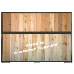 Behlen 10' Solid Horse Stall Panel