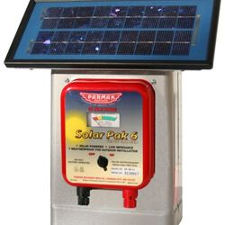 Parmak Deluxe Field Solar-Pak Charger