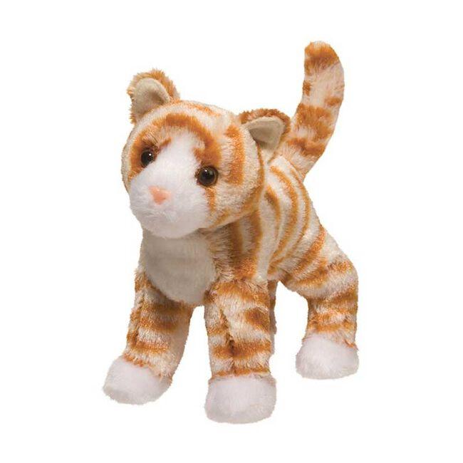 Douglas Hally the Orange Striped Cat image number null