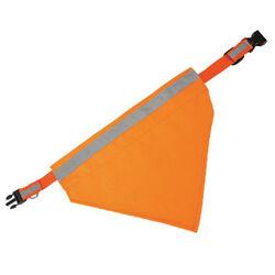 Dog Not Gone Collar Kerchief Orange
