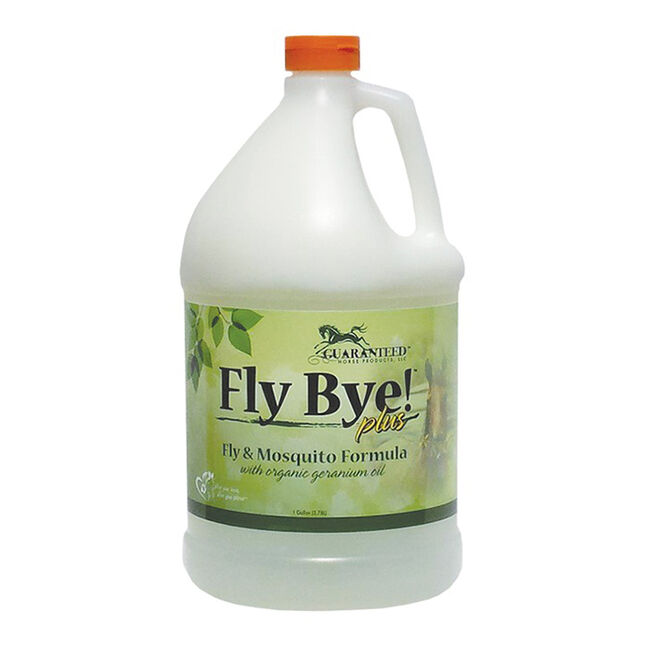 Guaranteed Horse Products Fly Bye! Plus Fly Spray Gallon image number null