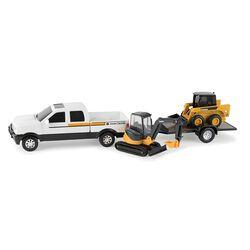 "John Deere 8"" Construction Toy Set"