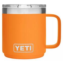 YETI Rambler 10 oz Mug, King Crab Orange
