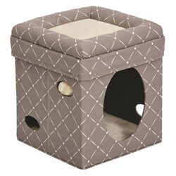 Midwest Homes for Pets Feline Curious Cat Cube