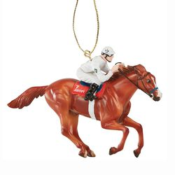 Breyer Justify Ornament