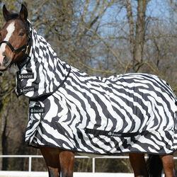 Bucas Zebra Sweet Itch Turnout
