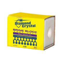 Diamond Crystal Plain Salt Block