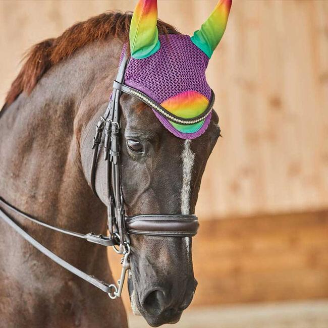 WeatherBeeta Prime Ombre Ear Bonnet - Rainbow Dream image number null