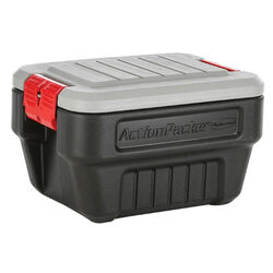 Rubbermaid Action Packer Stackable Storage Tub