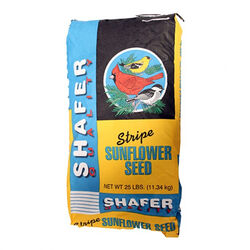 Shafer Seed Company Sunflower Seed 25 lb