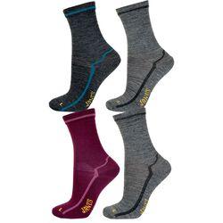 Janus Kids' Wool Fleece Socks 2 Pack