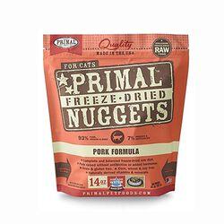 Primal Freeze Dried Pork Cat Food 14 oz