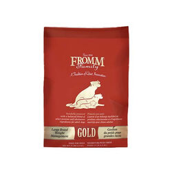 Fromm Large Breed Weight Management Gold 33 lb