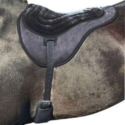 Intrepid Comfort Plus Bareback Pad - Black