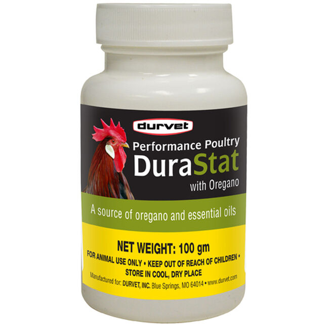 Performance Poultry Durastat With Oregano-100 grams  image number null