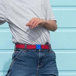 Unbelts No-Bulk Belt for Kids