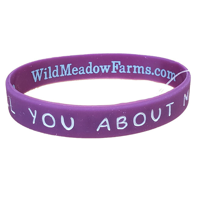 """Wild Meadow Farms Fur Baby Bands """"""""Let Me Tell You About My Cat"""""""""""" image number null"""