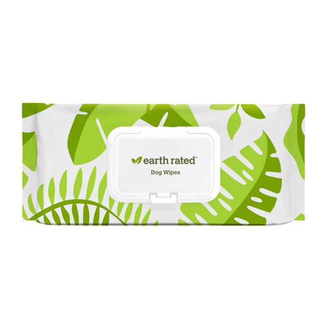Earth Rated 100 Count USDA Certified BioBased Wipes image number null