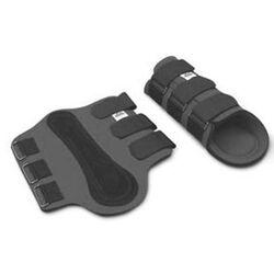 Toklat Neoprene Front Splint Boots Black, Large