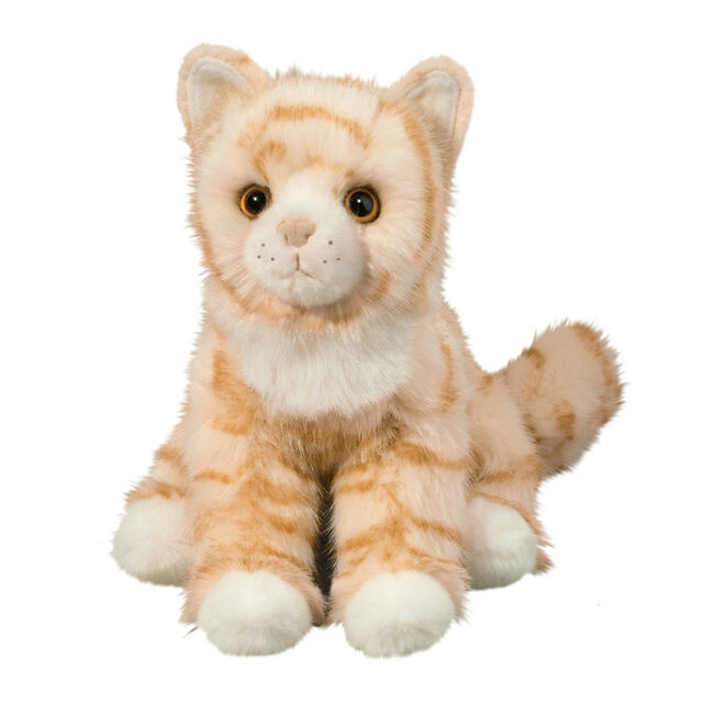 Douglas Adele Orange Stripe Cat image number null