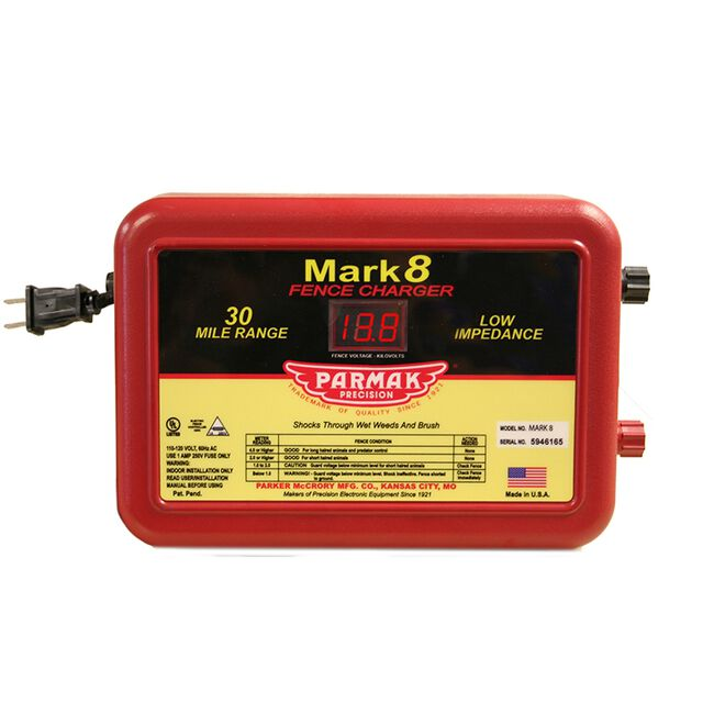 Parmak Mark 8 image number null