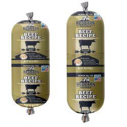 Redbarn Natural Beef Recipe Rolled Dog Food
