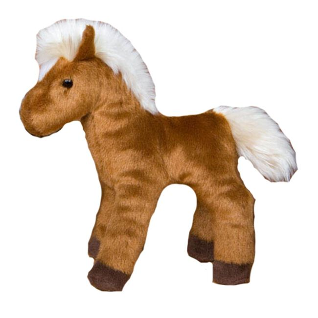 Douglas Mr Brown Chestnut Horse Plush Toy image number null