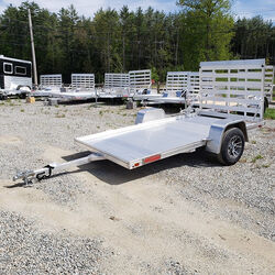 High Country 2020 60 x 10 Utility Trailer with Aluminum Flooring