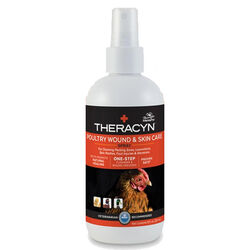 Manna Pro Theracyn Wound & Skin Care Spray for Poultry