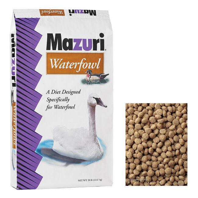 Mazuri Water Fowl Breeder image number null