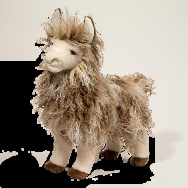 Douglas Lance Llama Plush Toy image number null