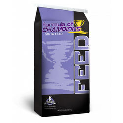 Kalmbach Feeds Formula of Champions Hard Drive Topdress - 50 lbs