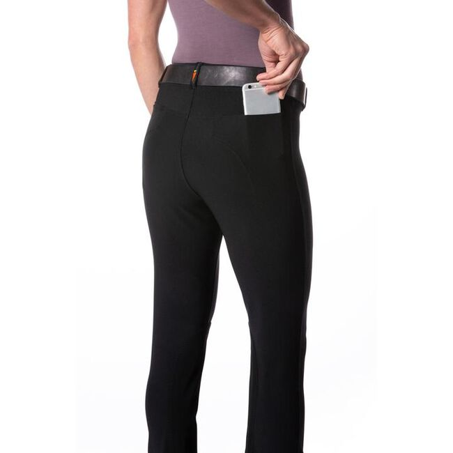 Kerrits Microcord Extended Knee Patch Bootcut Breech - Medium image number null