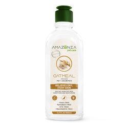 Amazonia Pet Care Vegan Oatmeal Shampoo for Dogs