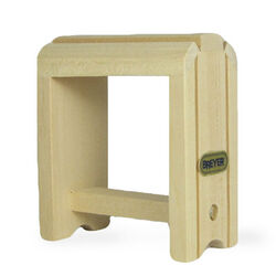 Breyer Toy Wood Saddle Stand