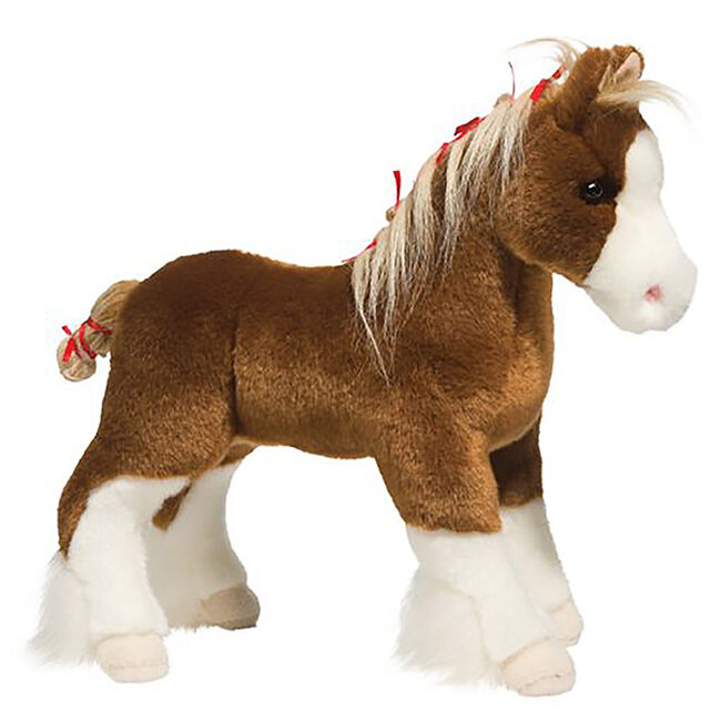 Douglas Samson Clydesdale Plush Toy image number null