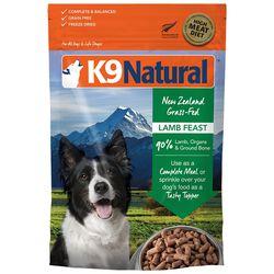 K9 Natural Lamb Feast Freeze Dried Dog Food