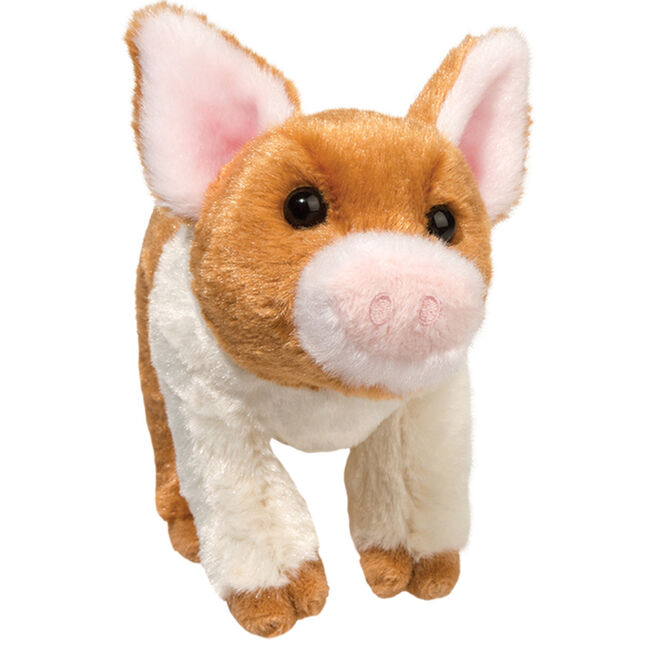 Douglas Melvin Pig Plush Toy image number null