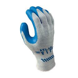 Atlas Fit 300 Unisex Indoor/Outdoor Rubber Latex Coated Work Gloves