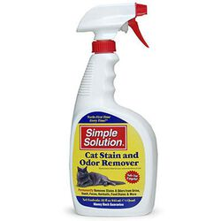 Simple Solution Cat Stain & Odor Remover