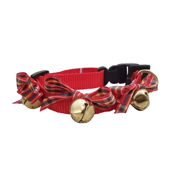 Ronmar Jingle Bell Collar image number null
